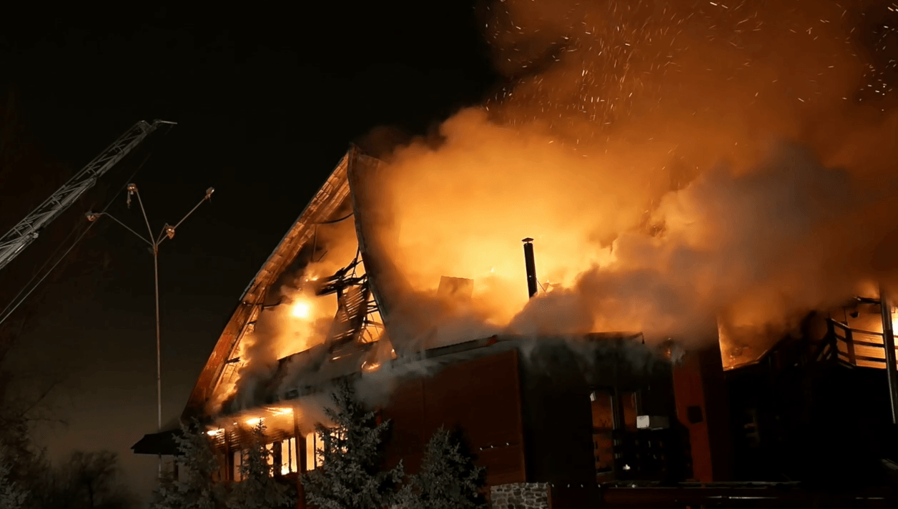 Fire and Explosion Subrogation 1
